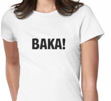 Baka Womens Fitted T-Shirt