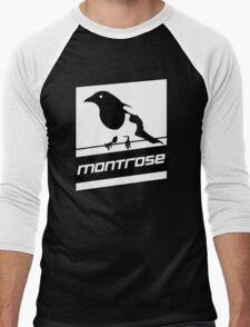 Montrose Magpies Men's Baseball ¾ T-Shirt