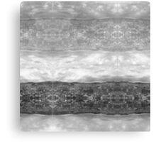 P1430632 _Luminance _Rasterbator _XnView _GIMP Canvas Print