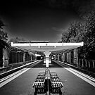 Oakwood Station by Lea Valley Photographic