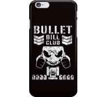HWR Bullet Bill Club iPhone Case/Skin