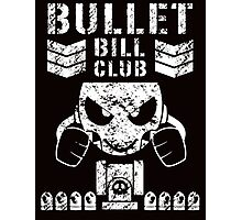 HWR Bullet Bill Club Photographic Print