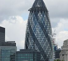 The Gherkin by ValeriesGallery
