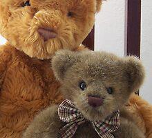 Benjamin and Bernard by June Jones