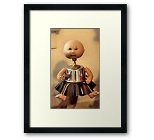 Why Not Make Your Own? Framed Print