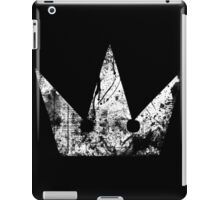 Kingdom Hearts Crown grunge iPad Case/Skin