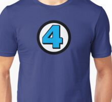 FANTASTIC FOUR #1 Unisex T-Shirt