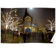 Glasgow Winterfest Poster