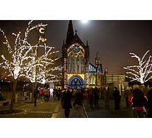 Glasgow Winterfest Photographic Print