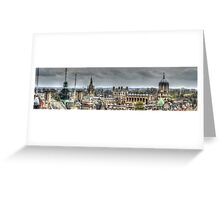 Dreaming Spires - Oxford  Greeting Card