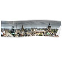 Dreaming Spires - Oxford  Poster