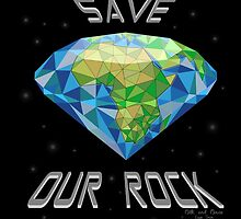 Save Our Rock by milkandmouse