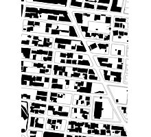 Urban Pattern Photographic Print