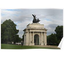 Wellington Arch Poster