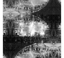 P1430721 _Luminance _Rasterbator _XnView _GIMP Photographic Print