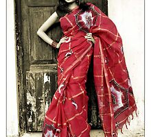 saree shoot 2 by ranjay