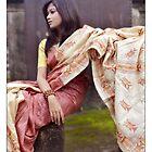saree shoot 4 by ranjay