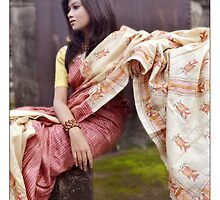 saree shoot 4 by ranjay