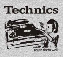 technics 2 by freshcolega