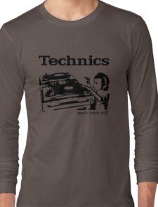 technics 2 Long Sleeve T-Shirt