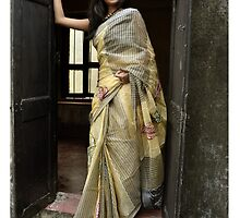 saree shoot 7 by ranjay