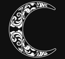 LA LUNA - Waning moon by Medusa Dollmaker