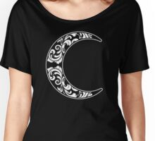 LA LUNA - Waning moon Women's Relaxed Fit T-Shirt