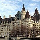 Château Laurier Hotel, Ottawa, Ontario, Canada by vette