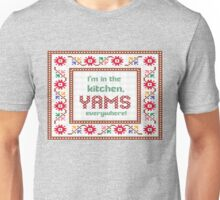 2 Chainz in the kitchen yams everywhere (birthday song) Unisex T-Shirt