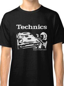 technics 3 Classic T-Shirt