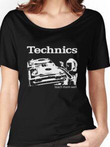 technics 3 Women's Relaxed Fit T-Shirt