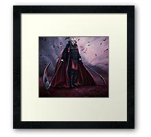 Necromancer Framed Print
