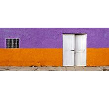 Colorful in Negril Photographic Print