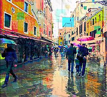 Bella Venezia VI by Igor Shrayer