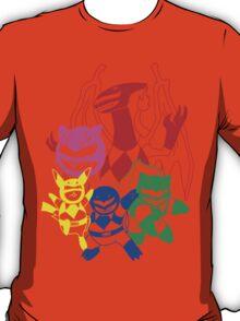 Poke'rangers T-Shirt