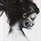 Dark Huntress by Alf Myers