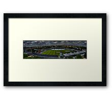 Lord's Cricket Ground Framed Print