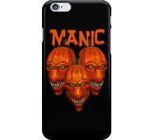 Maniacal Pumpkins  iPhone Case/Skin