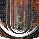 Below the Viaduct (11 Million Bricks) by mikebov