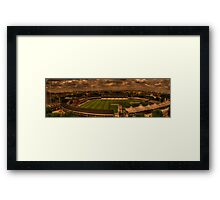 Lord's Cricket Ground 2 Framed Print
