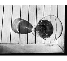 half empty Photographic Print