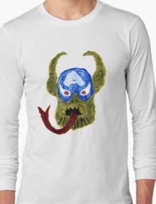 Captain Skrullmerica Long Sleeve T-Shirt