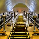 Southgate Escalators by Lea Valley Photographic