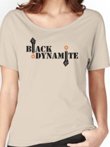 Black Dynamite (Re-exploded) Women's Relaxed Fit T-Shirt