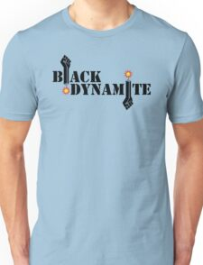 Black Dynamite (Re-exploded) Unisex T-Shirt