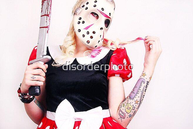 Jason. Minnie Dress by disorderphoto