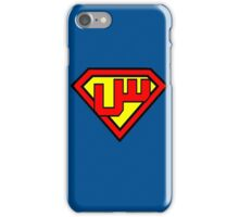 Arabian Superman iPhone Case/Skin