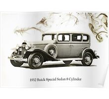 1932 Buick Poster