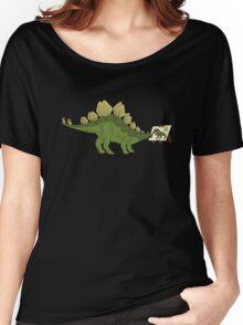 Stego Da Vinci Women's Relaxed Fit T-Shirt