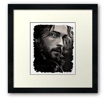 Ichabod Crane (Tom Mison) Framed Print